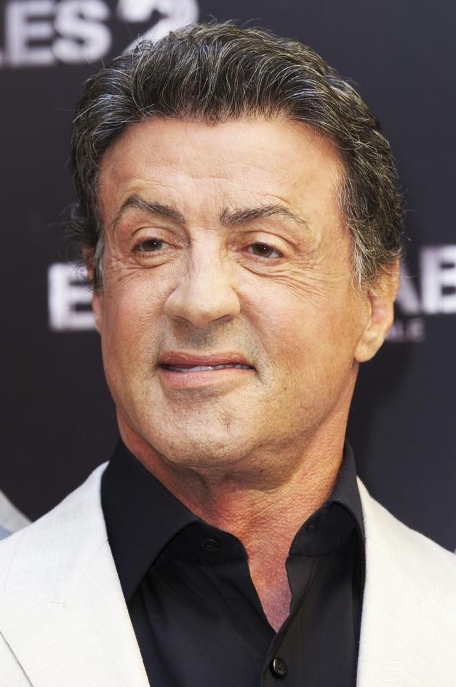 Sylvester Stallone, Amerikalı sinema oyuncusu tarihte bugün