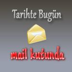 Tarihte Bug�n Posta Servisi