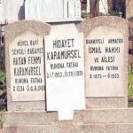 sahte şehite anıt mezar