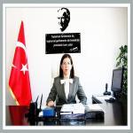 Üçüncü kadın vali Yasemin ÖZATA