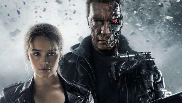 Terminator Genisys vizyona girdi
