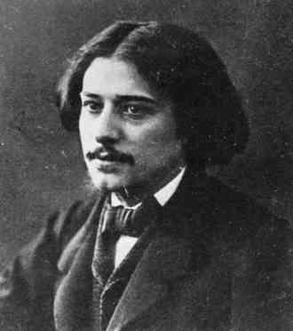 Theophile Gautier, Frans�z edebiyat�� �air (�Y-1872) tarihte bug�n