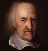 Thomas Hobbes, ingiliz felsefeci (DY-1588) tarihte bugün
