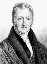 İngiliz iktisatçı Thomas Malthus. tarihte bugün