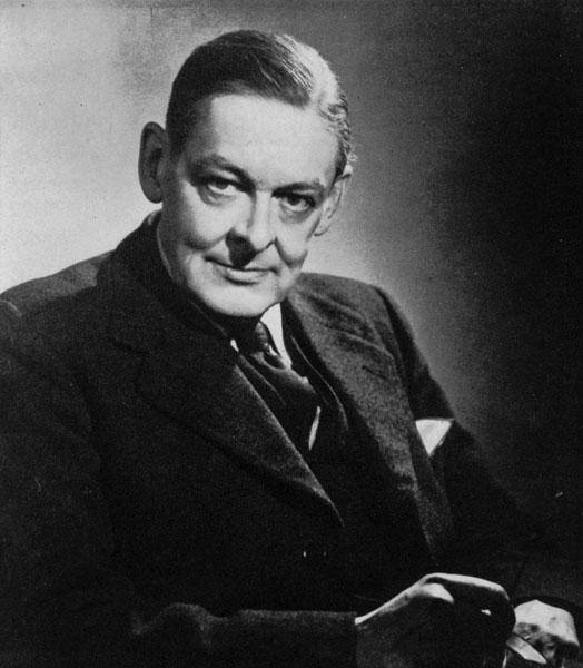 Thomas Stearns Eliot kimdir ölüm tarihi