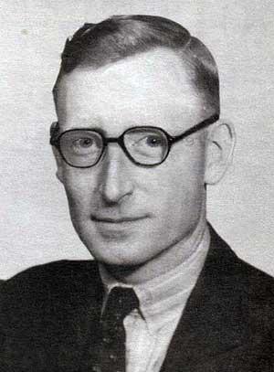 Thomas Flowers, ingiliz mühendis, Colossus bilgisayarının tasarımcısı (ÖY-1998) tarihte bugün
