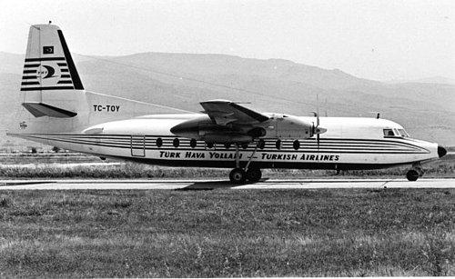 Türk Hava Yolları'na ait Tay uçağı Esenboğa yakınlarına düştü, 28 kişi öldü. tarihte bugün