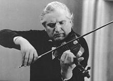 Tibor Varga, Macar kemancı (DY-1921) tarihte bugün
