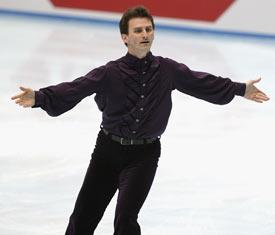 Todd Eldredge, Amerikalı buz patenci tarihte bugün