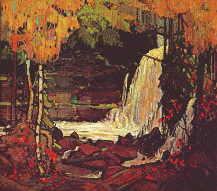 Tom Thomson, Kanadalı ressam (DY-1877) tarihte bugün