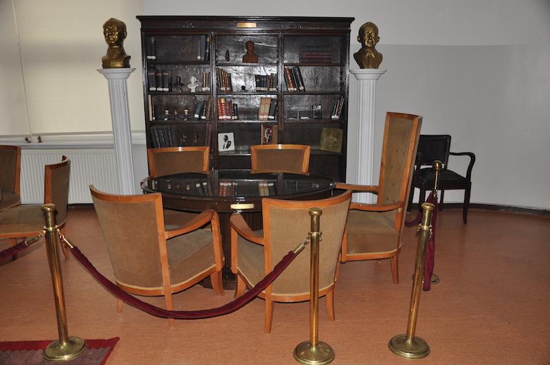 Türk İnkılap Enstitüsü kuruldu. tarihte bugün