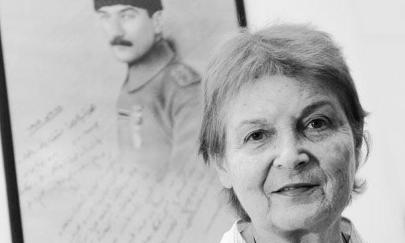Türkan Saylan, doktor ve yazar (ÖY-2009) tarihte bugün