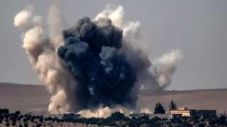 Türkiye Suriye Cerablus Bölgesinde DAİŞ ve PYD Harekatına Başladı