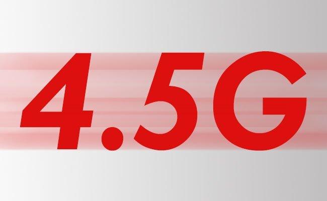 10 kat hızlı internet bağlantısını sağlayacak 4.5G teknolojisine geçildi. tarihte bugün