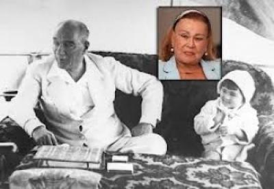 Ülkü Adatepe, Mustafa Kemal Atatürkün manevi kızı (ÖY-2012) tarihte bugün