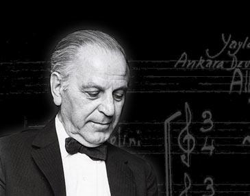 Ulvi Cemal Erkin, Türk besteci (DY-1906) tarihte bugün