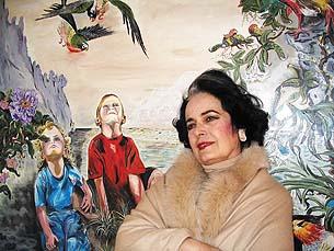 Ümran Baradan, ressam, seramik sanatçısı (ÖY-2011) tarihte bugün