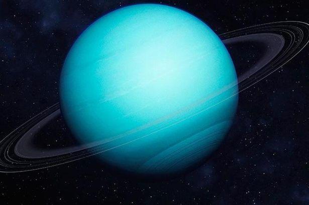 Alman kökenli İngiliz astronom William Hershel, Uranüs gezegenini keşfetti Güneş sisteminin yedinci gezegeni olan Uranüs'ün daha önceleri bir yıldız olduğu sanılıyordu  tarihte bugün