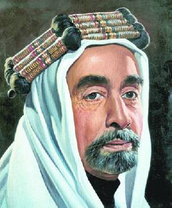 I. Abdullah, Ürdün kralı (DY-1882) tarihte bugün