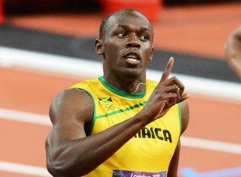 Usain Bolt, Jamaikalı atlet, sporcu tarihte bugün