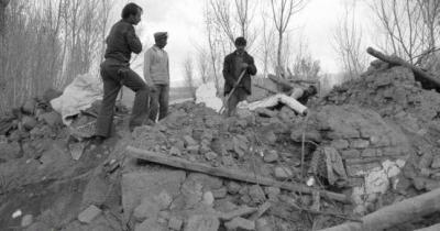 Van Muradiye depremi