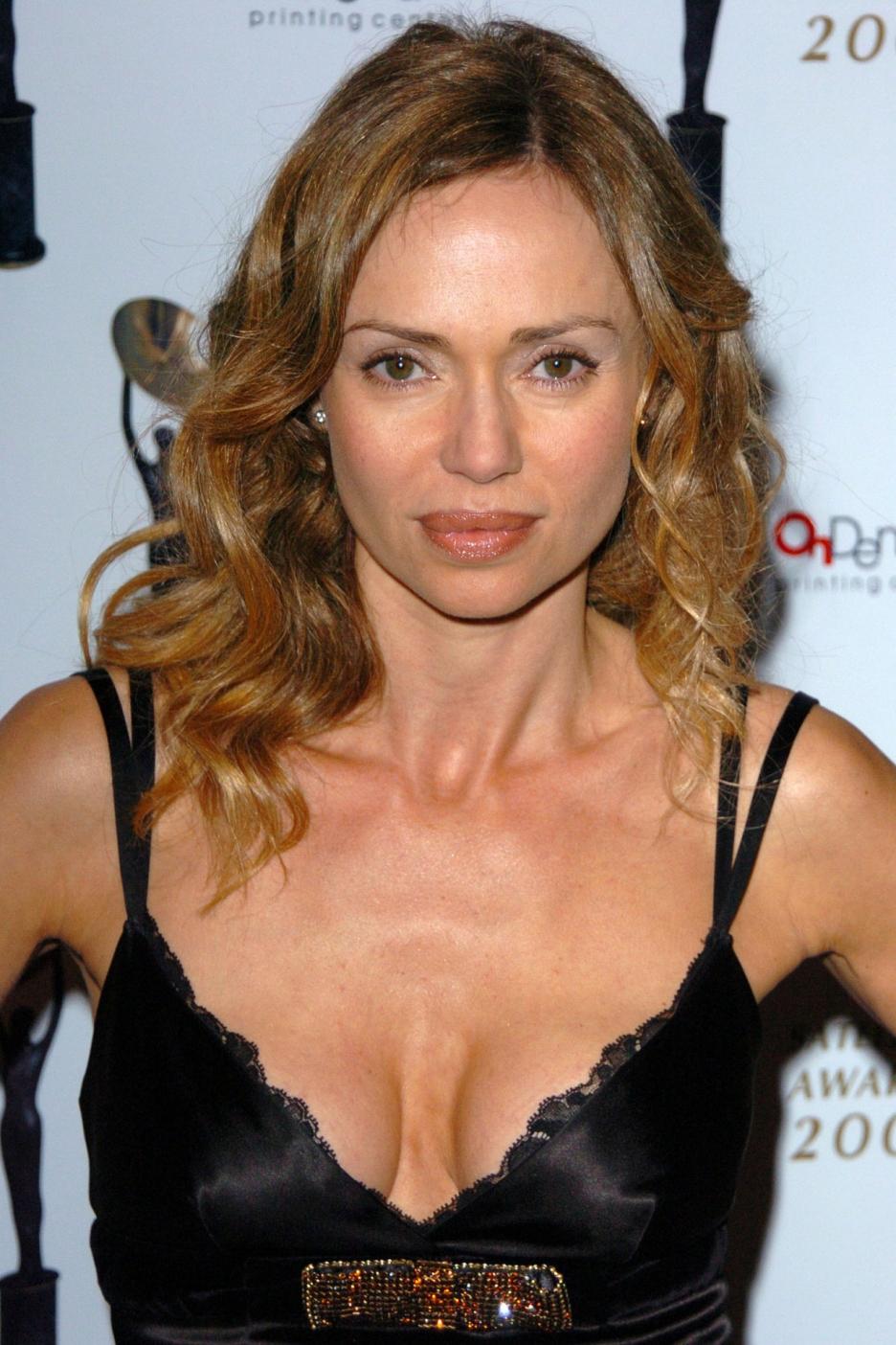 Vanessa Angel, ingiliz sinema ve dizi oyuncusu