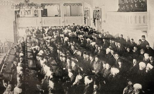 İlk Meclisin milletvekilleri