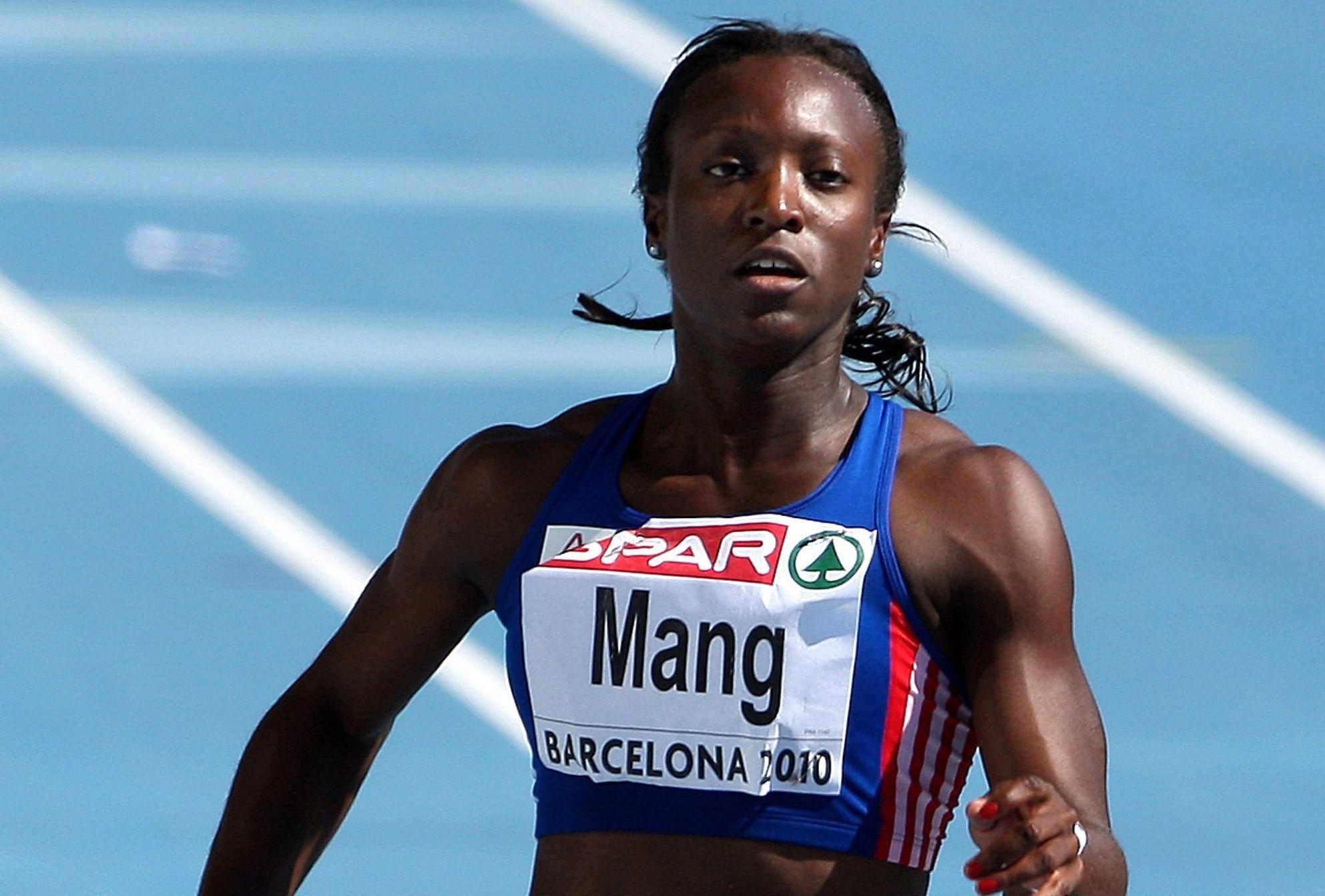 Veronique Mang, Fransız atlet