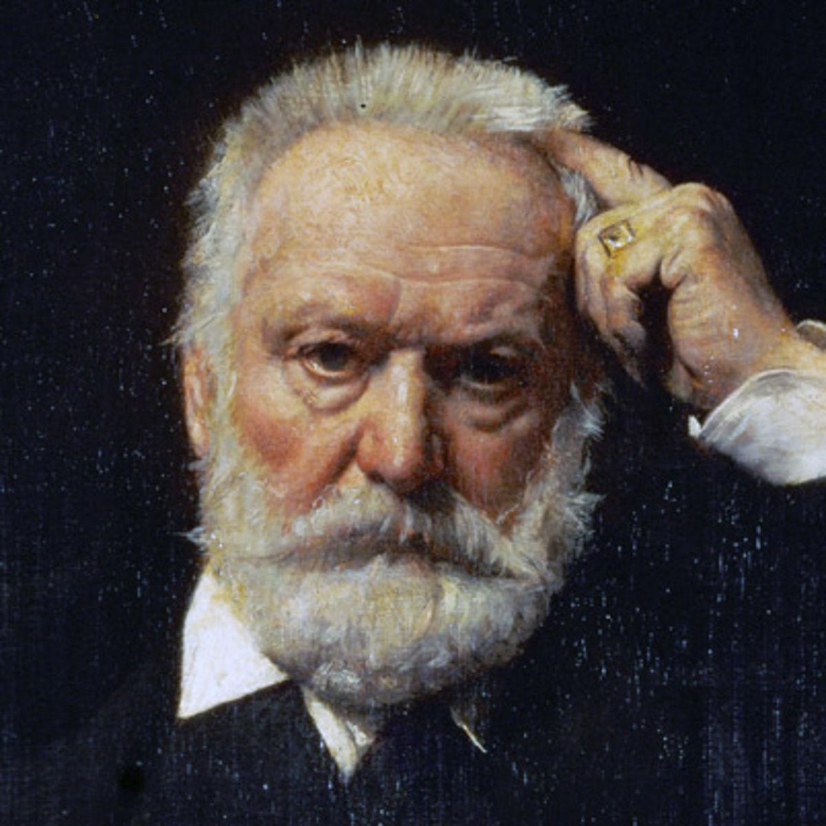 Fransız yazar Victor Hugo  tarihte bugün