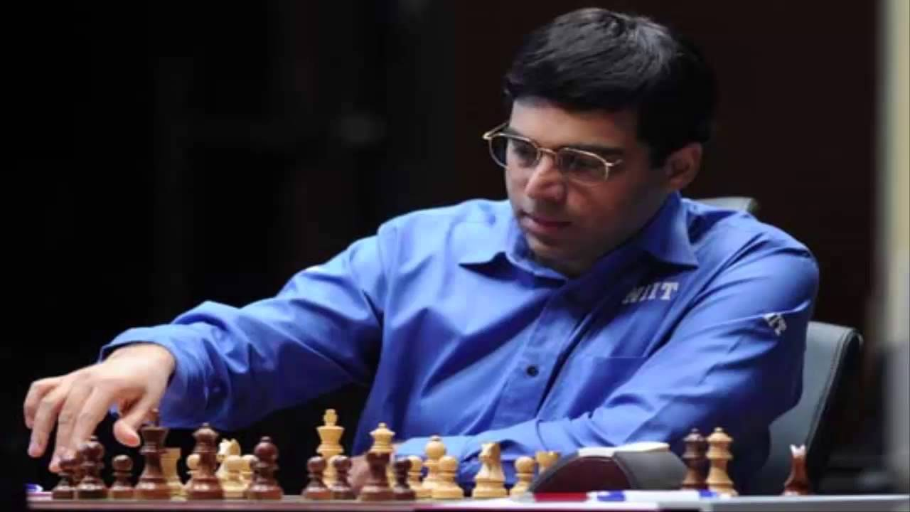 Viswanathan Anand, Hint satranç ustası tarihte bugün