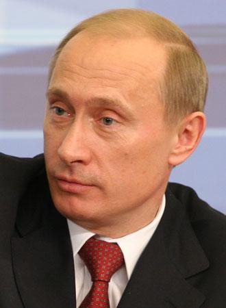 Vladimir Putin, Rusya devlet başkanı tarihte bugün