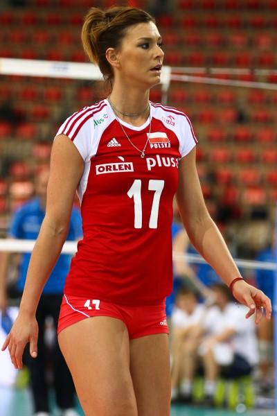Katarzyna Skowronska, Polonyalı voleybolcu tarihte bugün