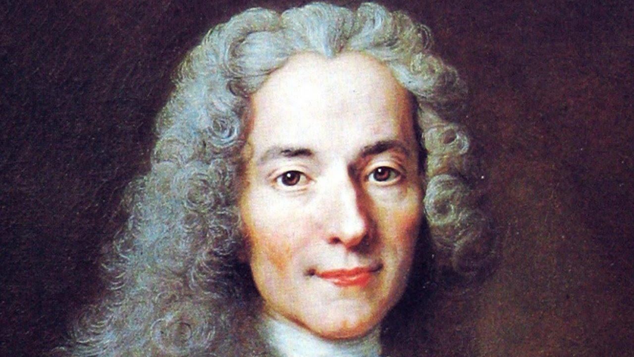 Voltaire adıyla bilinen Fransız yazar ve filozof Jean François Marie Arouet. tarihte bugün