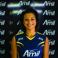Walewska Moreira de Oliveira, Brezilyalı voleybolcu tarihte bugün