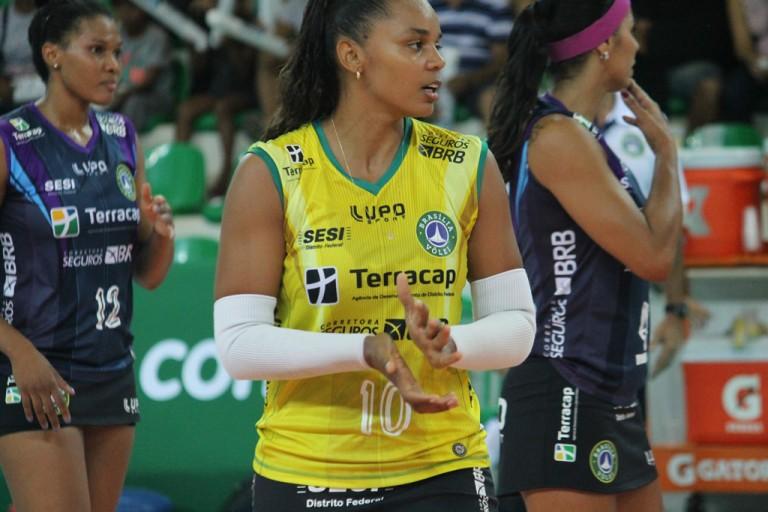 Welissa De Souza Gonzaga, Brezilyalı voleybolcu tarihte bugün