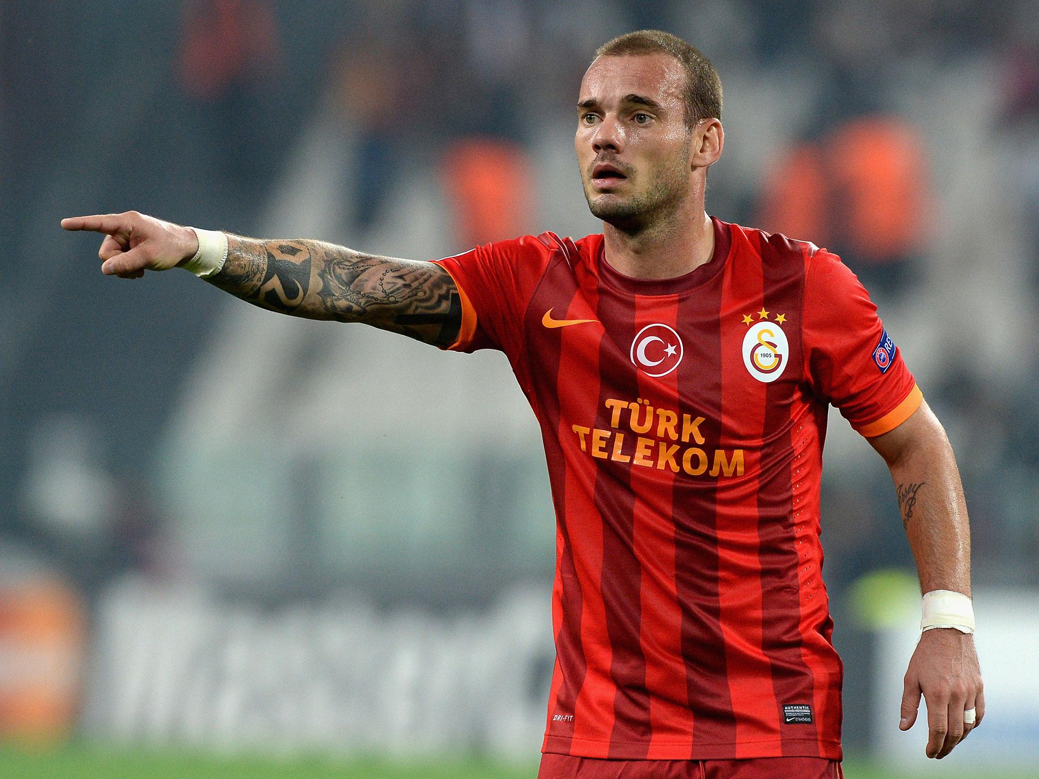 Wesley Sneijder, Hollandalı futbolcu tarihte bugün