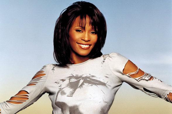 Whitney Houston, Amerikalı ses sanatçısı (ÖY-2012) tarihte bugün