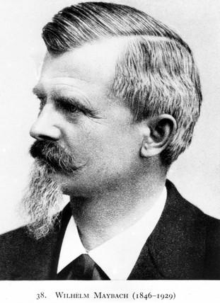 Wilhelm Maybach, Alman otomobil tasarımcısı, iş adamı (ÖY-1929) tarihte bugün