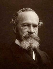 Amerikalı yazar ve ruhbilimci William James. tarihte bugün