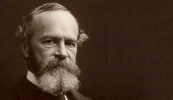 William James kimdir doğum tarihi