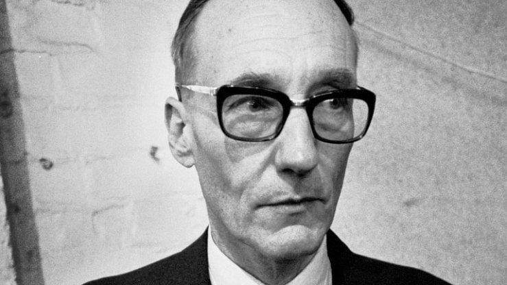 William Burroughs öldü