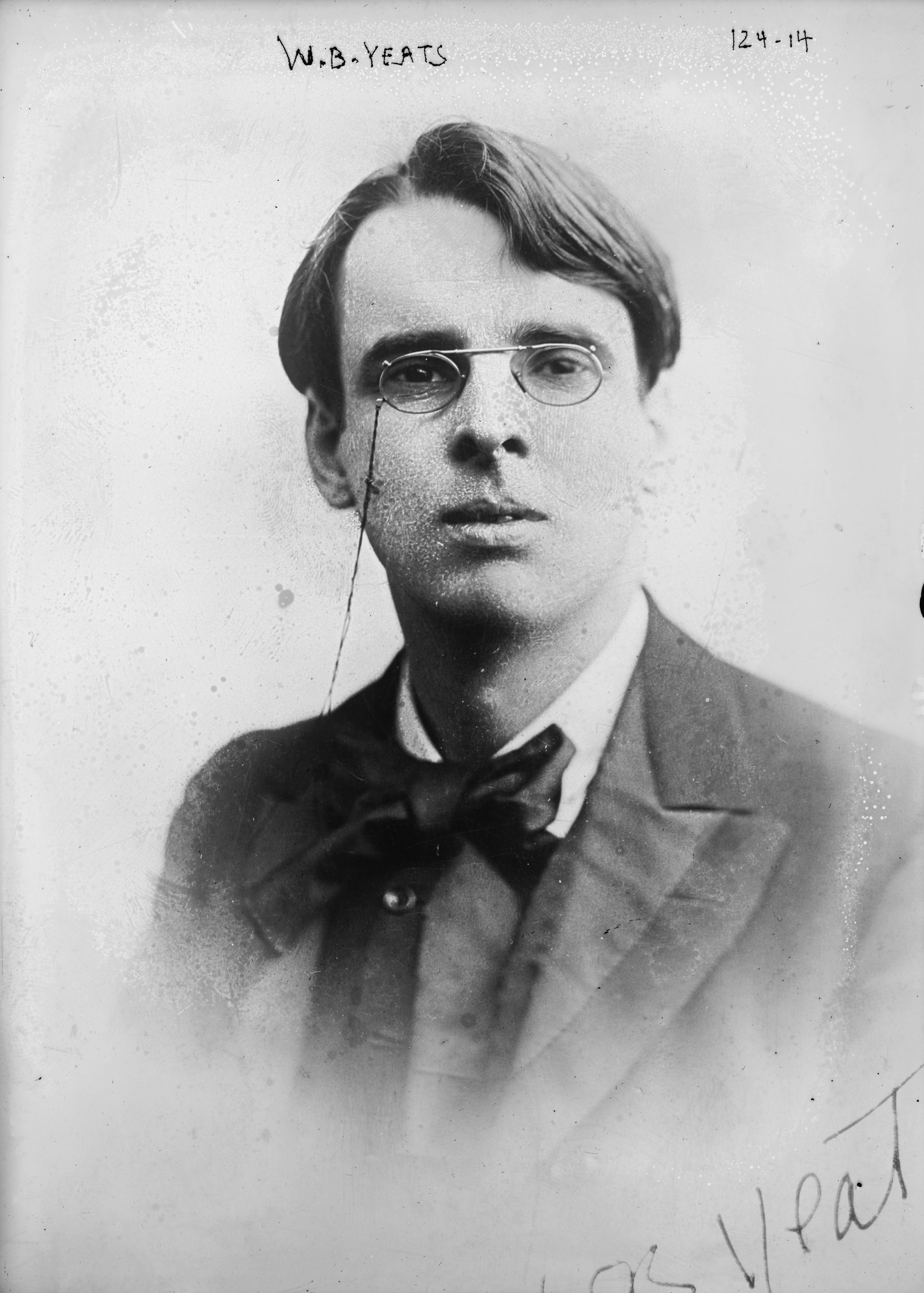 William Butler Yeats doğdu