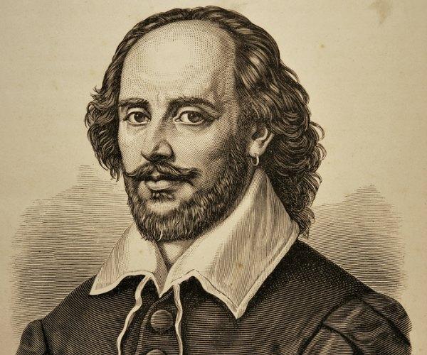 William Shakespeare, ingiliz oyun yazarı (DY-1564) tarihte bugün