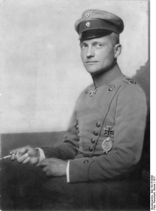 Wolfram Von Richthofen vefatı