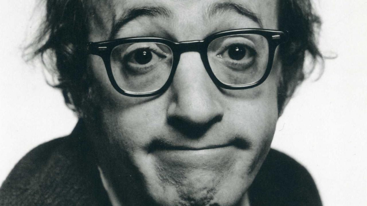 Amerikalı aktör, yazar ve yönetmen Woody Allen.