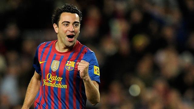 Xavi Hernandez Creus, ispanyol futbolcu tarihte bugün