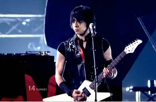 Yağmur Sarıgül Manga grubun elektro gitaristi tarihte bugün