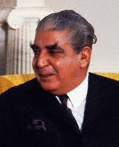 Yahya Han, Pakistan başbakanı, siyasetçi (ÖY-1980) tarihte bugün