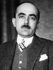 Yakup Kadri Karaosmanoğlu,  edebiyatçı yazar, siyaset adamı (DY-1889) tarihte bugün