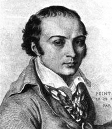Andre Chenier, Fransız yazar (DY-1762) tarihte bugün